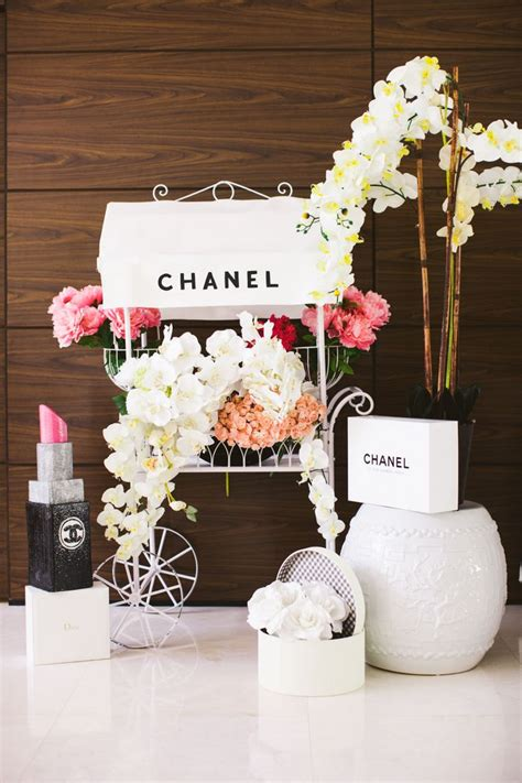 Chanel Bridal Shower by 17 Best Ideas About Chanel Wedding On Wedding
