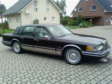 how cars run 1994 lincoln town car on board diagnostic system germantowncar 1994 lincoln town car specs photos modification info at cardomain