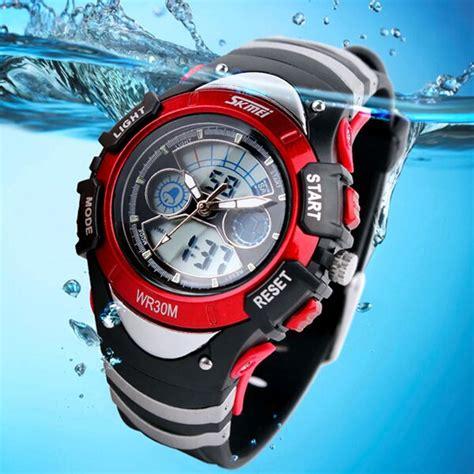 Jam Tangan Quiksilver Z043 Orange skmei jam tangan anak ad0998 orange jakartanotebook