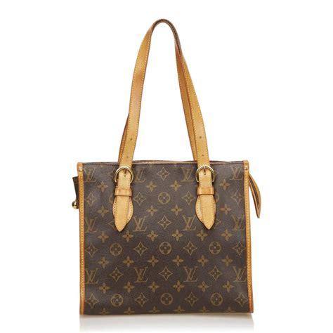 Handbags Classic Louis Vuitton by Vintage Louis Vuitton Popincourt Haut Monogram Shoulder