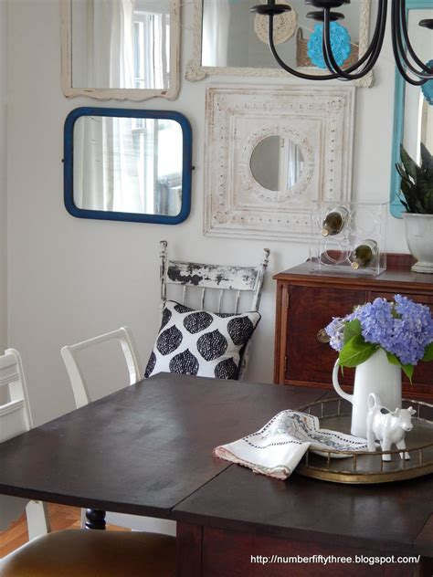 Diy Dining Room Decor by Hometalk Summer Dining Room Tour Amp Boho Doily Bunting