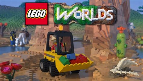 Lego worlds el minecraft de lego pixfans