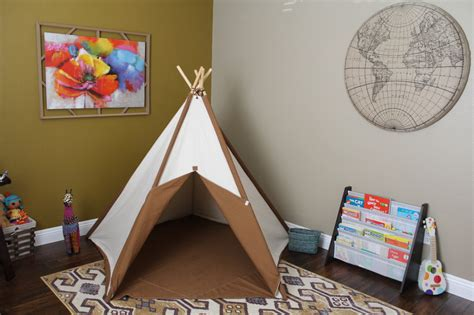 teepees and tents project junior
