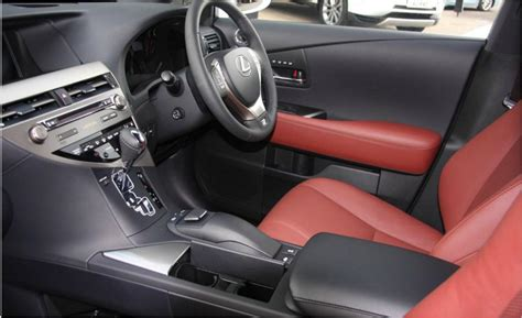 lexus rx red interior lexus nx black red interior www indiepedia org