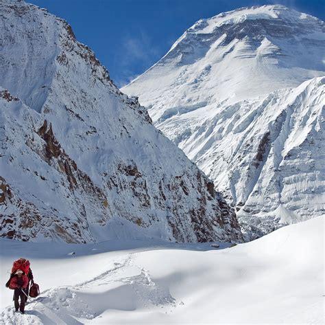 Trekking Pole Dhaulagiri 102 elevation of mudi nepal maplogs