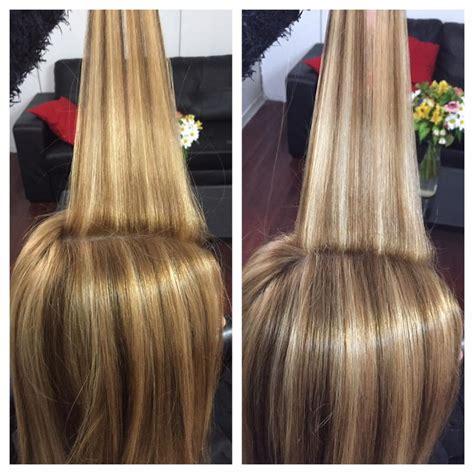 Shoo Hair hair purple shoo before and after purple shoo for