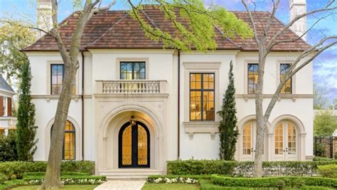 french mediterranean homes update dallas a central hub for market and real estate