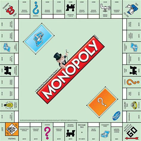 color properties monopoly properties colors quiz
