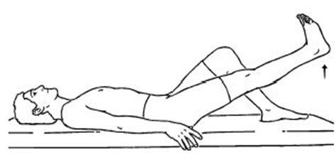 straight leg raise supine health  fitness pinterest