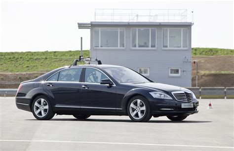 mercedes technology mercedes improving safety testing with autopilot