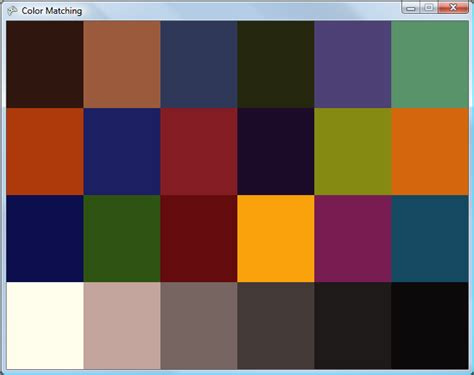 matching color schemes 28 color matched tips for ui design colors and