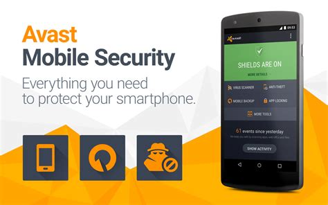 mobile avast avast mobile security