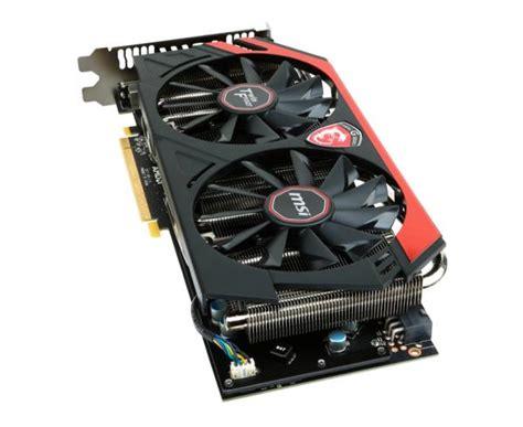Vga R9 280x Vga Msi Radeon R9 280x Gaming 3gb Gddr5 Pci E Retail