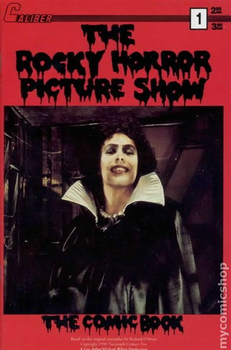 Rocky Horror Picture Show The Comic Book 1990 Comic Books