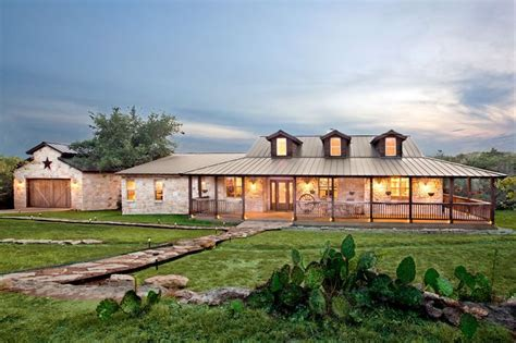 texas limestone ranch style homes rustic ranch style home texas ranch style home in austin tx more new farmhouse