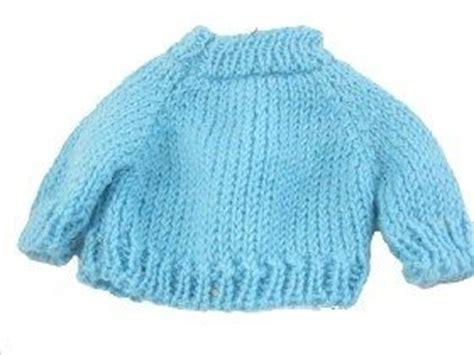 knit sweater pattern for teddy bear free teddy bear sweater pattern patterns pinterest