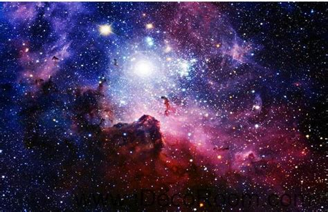 galaxy wallpaper decor galaxy nubela outerspace 00081 ceiling wall mural wall