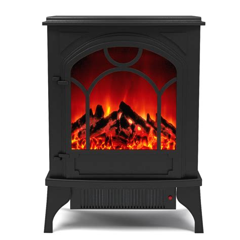 Electric Fireplace Heater Aries Electric Fireplace Free Standing Portable Space Heater Stove