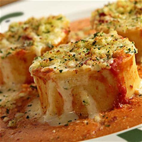 recipe of the day olive garden lasagna rollata al forno