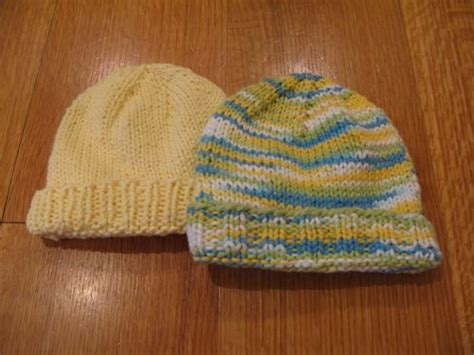 free knitting patterns for newborn babies hats basic newborn baby hat knitting projects