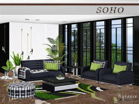 Livingroom Soho by Nynaevedesign S Soho Living Room