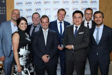 Mba Queensland Awards vaughan constructions building customers for qld