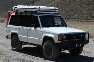 1991 Isuzu Trooper 1991 Isuzu Trooper Overlanding Build Expedition Portal