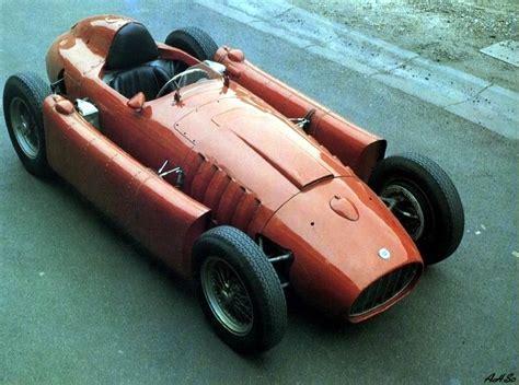 classic cars talks lancia d50