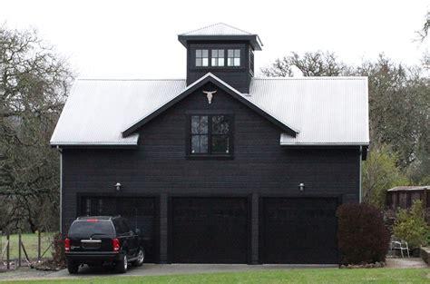 farmhouse modern field trip printy black barn studio