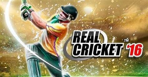 real cricket 2016 apk for android free download | free