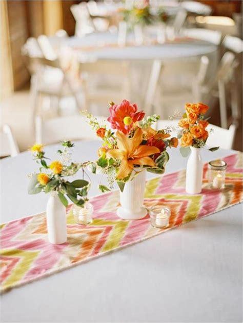 Tischdeko Hochzeit Orange by Vintage Tischdeko Zur Hochzeit 100 Faszinierende Ideen