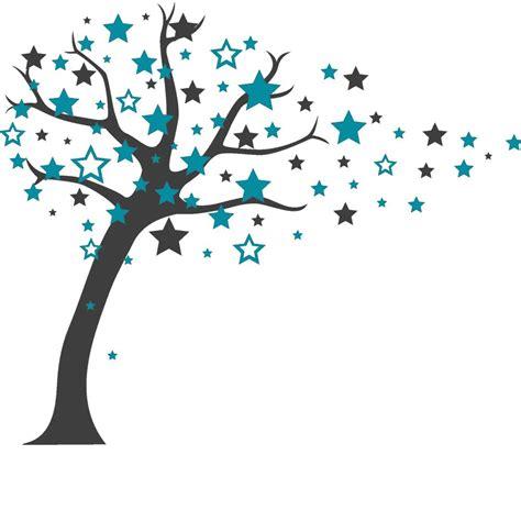 wandtattoo baum kinderzimmer ebay wandtattoo sternenbaum baum mit sternen f 252 rs