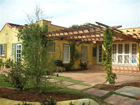 Pergola And Patio Cover Ideas Landscaping Network House Patio Designs