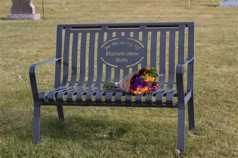 in memory benches in memory benches idea gallery premier memorial benches