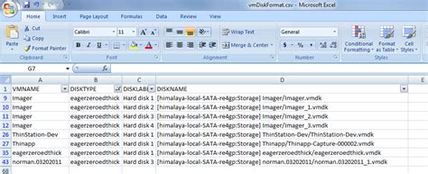 format hard drive vsphere how to query vm disk format in vsphere 5 virtuallyghetto