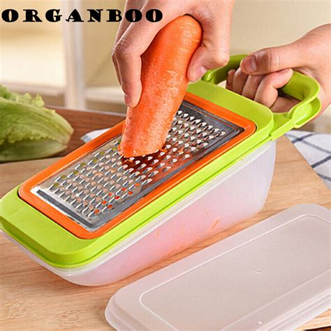 5 In 1 Adjustable מוצר 5 in 1 adjustable stainless steel kitchen grater