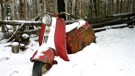 Motorrad Im Winter Aufbocken by Motorrad Im Winter Tipps F 252 R Den Winterschlaf