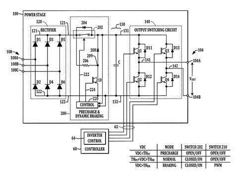 dynamic braking resistor circuit patent us20140300298 power stage precharging and dynamic braking apparatus for multilevel