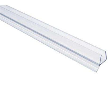 Seal For Glass Shower Door Flashings Seals Shower Bathtub Door Parts The Home Depot