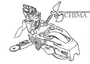 chima coloring pages lego chima coloring pages squid army