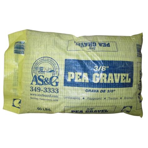 anchorage sand gravel 60 lb pea gravel 274 on popscreen
