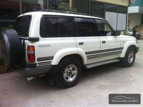 Toyota Land Cruiser 1996 Toyota Land Cruiser Vx Limited 4 7 1996 For Sale In