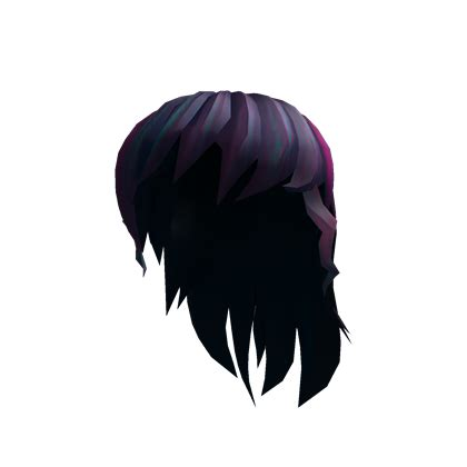 catalog:black anime girl hair | roblox wikia | fandom