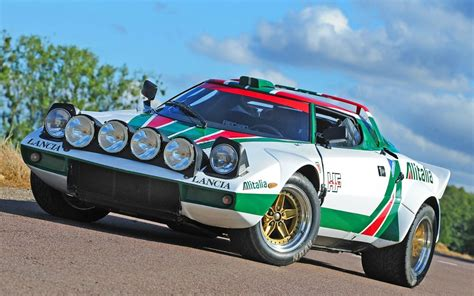 livery lancia top five at five wrc liveries pistonheads