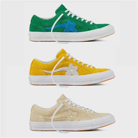 sneaker creator now available the creator x converse golf le fleur