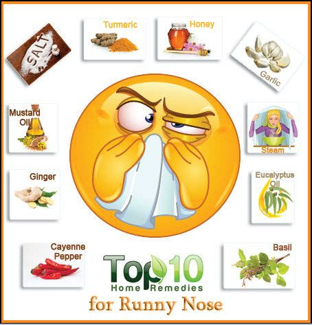 Is Clear Mucus Runny Nose Detox Reaction by Home Remedies For A Runny Nose Top 10 Home Remedies