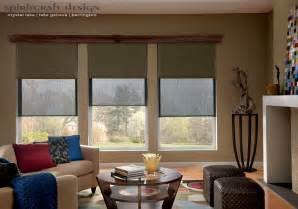 Custom Shades Blinds And Shades Graber Douglas Lake