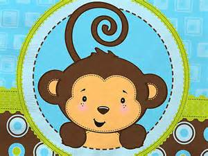 a few tips for monkey themed baby shower decorations my