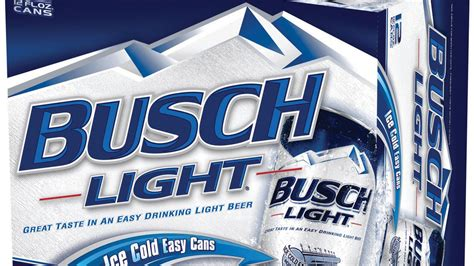 busch light new can anheuser busch inbev hires new ad agency for busch brands