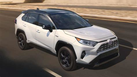 toyota jeep white 2019 toyota rav4 jeep compass rival revealed with